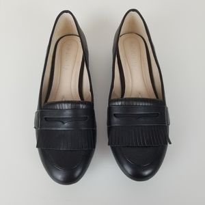 Relativity Re-Kaylee 7M Penny Loafer Style Flats